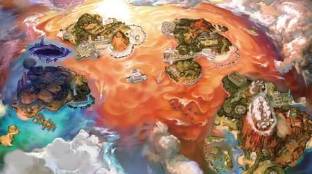 Pokémon Ultrasol y Ultraluna muestran su mapa, a los protagonistas y la nueva forma de Lycanroc en su nuevo tráiler