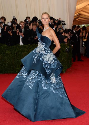 Las mejor y peor vestidas de la Gala del MET 2014 según los lectores de Trendencias