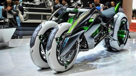 La Kawa del futuro sigue siendo verde