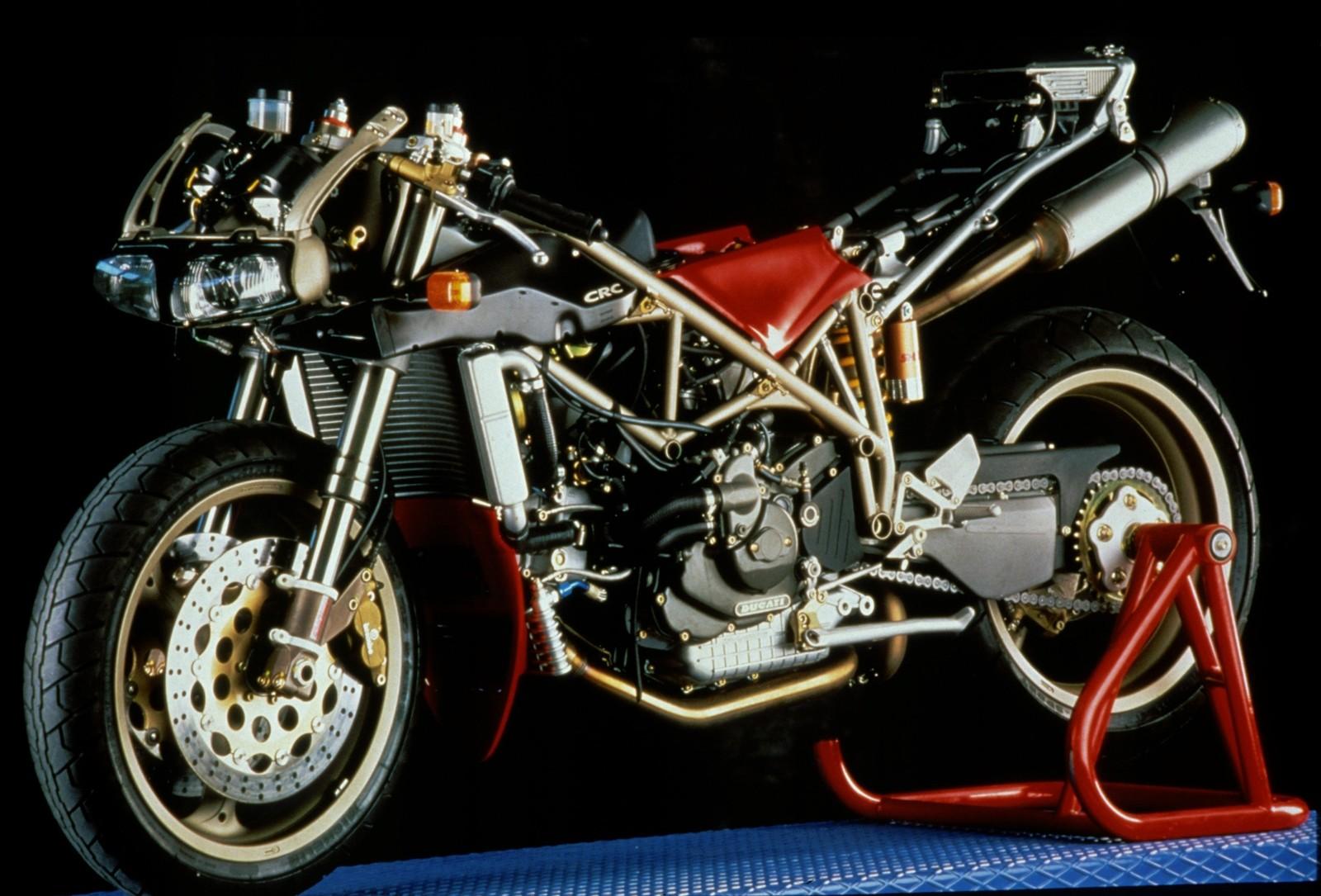 Foto de Ducati Panigale V4 25° Anniversario 916 (58/73)
