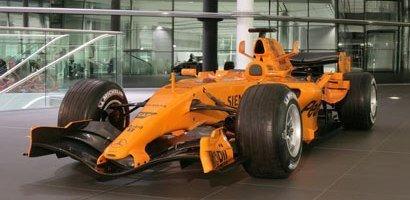 McLaren MP4 21