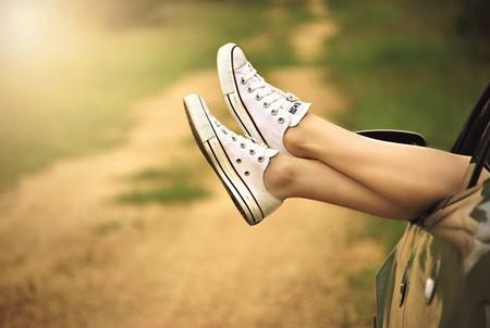 Tallas sueltas en zapatillas Converse a precio demencial: Star Player, Chuck Taylor y One Star desde sólo 14,99 euros