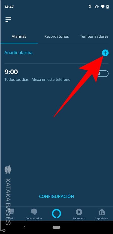 Nueva Alarma