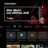 Movistar+ ya es compatible con cualquier Android TV