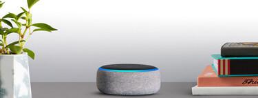 Llévate 6 meses gratis de Music Unlimited y un Echo Dot, el altavoz inteligente con Alexa, a precio de escándalo en el anticipo del Black Friday 2020 de Amazon
