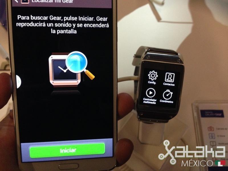 Foto de Samsung Galaxy Gear en México (10/12)