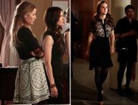 Consigue en Zara los looks de Serena y Blair en el último capítulo de Gossip Girl