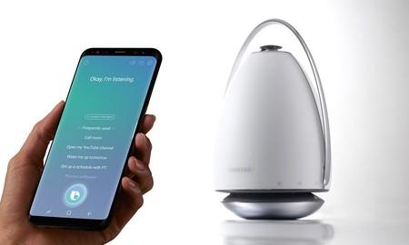 """El altavoz """"inteligente"""" de Samsung con Bixby llegará en la primera mitad de 2018 por menos de 200 dólares"""