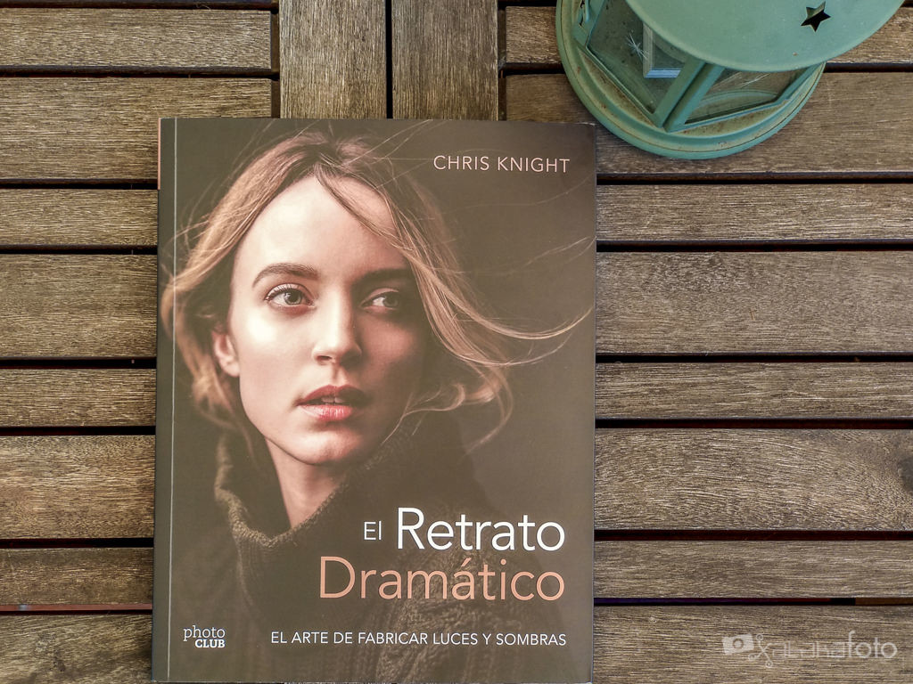 'El retrato dramático: El arte de crear luces y sombras', de Chris Knight, para aprender iluminación con criterio