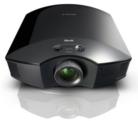 Sony alarga la sombra del 3D a un proyector para cine en casa