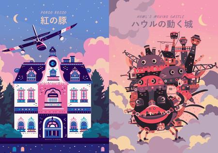 Una artista lleva 10 años creando estas hermosas y elaboradas ilustraciones y lo hace todo con... PowerPoint