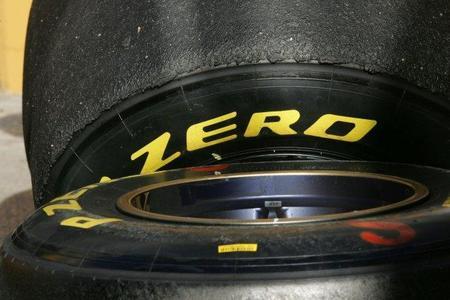 Un juego extra de neumáticos para las escuderías en el Gran Premio de Australia