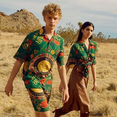Polo Ralph Lauren se suma al exceso de los prints para el verano con su colección Casino