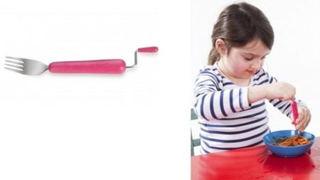 Rolognese Fork, el tenedor definitivo para comer espaguetis