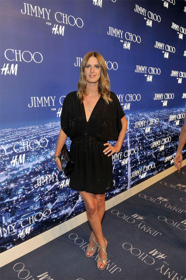 Foto de Fiesta de H&M y Jimmy Choo en Los Ángeles: los looks de Paris Hilton, Olivia Wilde y Hayden Panettiere entre otras invitadas (1/29)