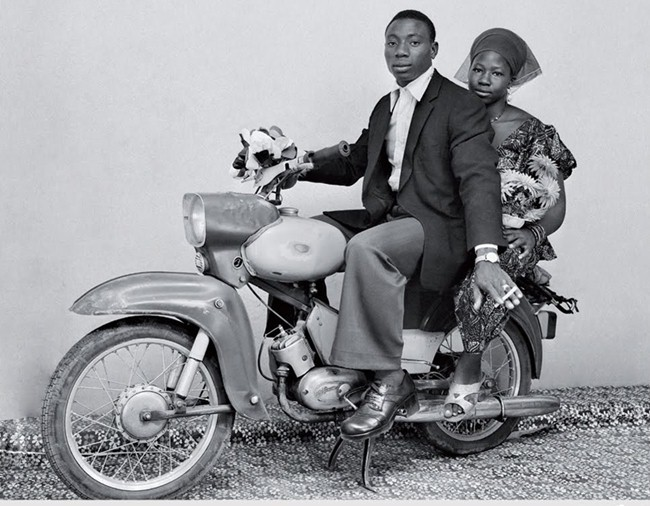 Malik Sidibé, fotógrafo africano