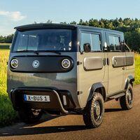No es un juguete, es una furgoneta eléctrica modular muy real que llegará en 2022 desde 18.373 euros