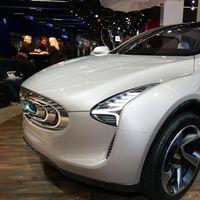 Thunder Power, el SUV eléctrico con aires Zen que promete 650 kilómetros de autonomía