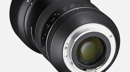 Samyang Xp 50mm F12 03