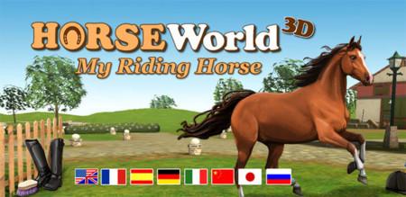 Mi caballo de monta