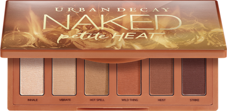 Urban Decay Naked Petite Heat 3