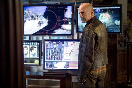 'Surrogates' con Bruce Willis, primera imagen