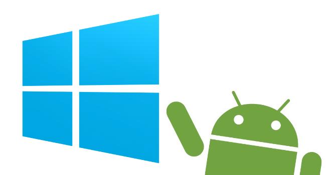 ¿Quién gana si Windows 10 fuese compatible con las aplicaciones de Android?