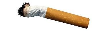 La adivinanza decorativa del viernes: cigarrillos