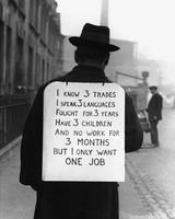 El desempleo, un drama que suma y sigue