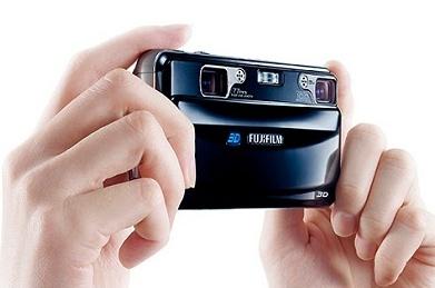 Impresora y marco digital para acompañar a la cámara 3D de Fujifilm