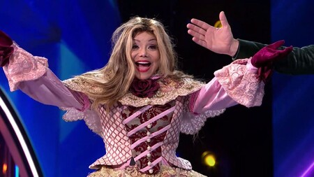 ¡Menina, eres La Toya en vinagre! La hermana de Michael Jackson, primera famosa (internacional) desenmascarada de 'Mask Singer 2'