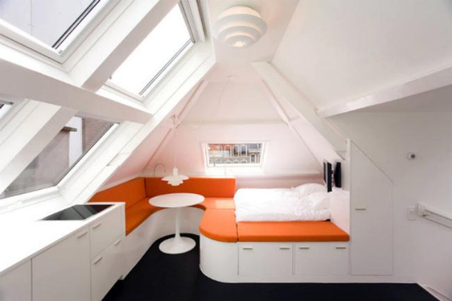 Foto de Puertas abiertas: apartamentos Maff en La Haya (1/7)