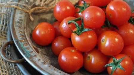 Beneficios Jitomate Tomate Rojo Digestivo Laxante Desinflamatorio Antioxidantes Saludable Nutricion