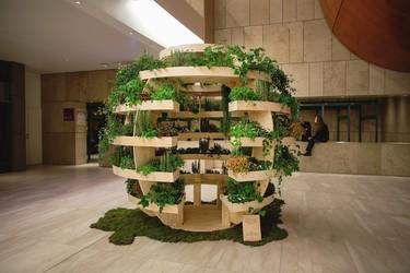 Grow Room, el jardín vertical de Space 10 para IKEA: aquí tienes los planos para hacerlo tú mismo