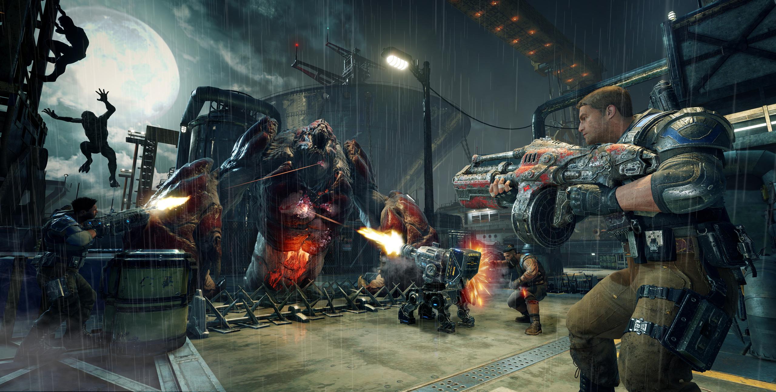 Foto de Gears of War 4 Horda 3.0 (2/4)