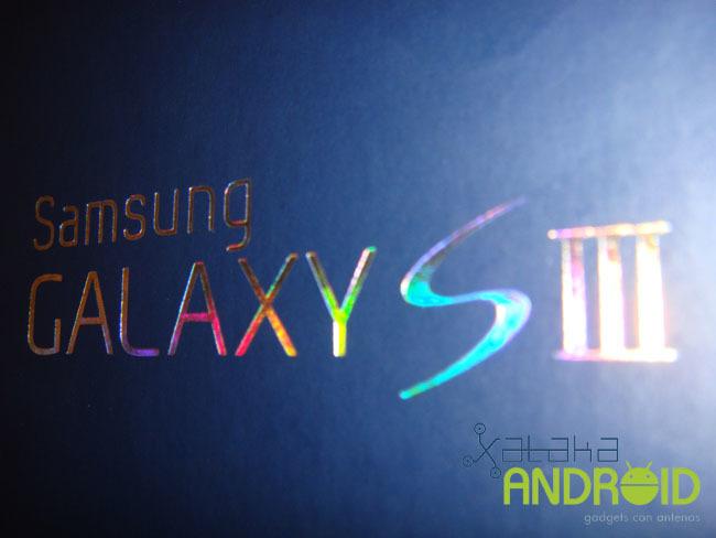 Foto de Samsung Galaxy SIII, análisis a fondo (2/37)