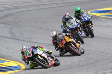 Toni Elías ya lidera MotoAmerica después de sumar un podio y una victoria en Atlanta