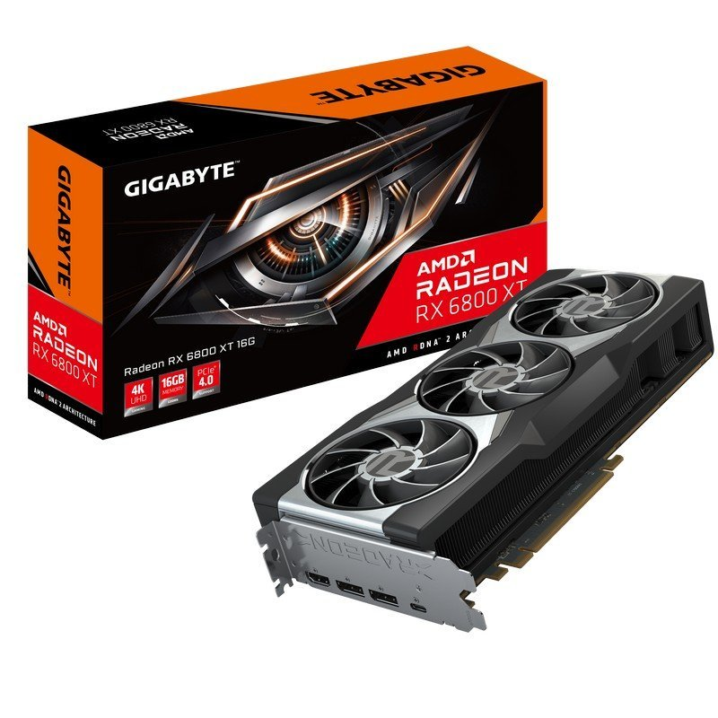 Gigabyte AMD Radeon RX 6800 XT 16GB GDDR6