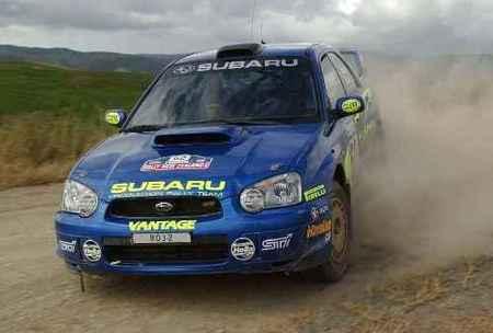 ¿El retorno de Subaru a los rallyes? ¡Ojalá!