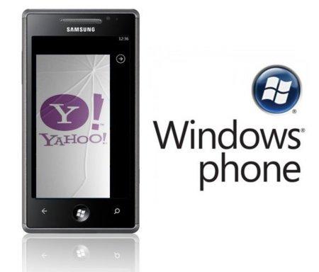 Yahoo! Mail, culpable del consumo fantasma de datos en Windows Phone 7. La solución está en camino