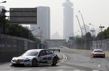 Paul di Resta y Gary Paffet saldrán desde la primera línea en Shanghai