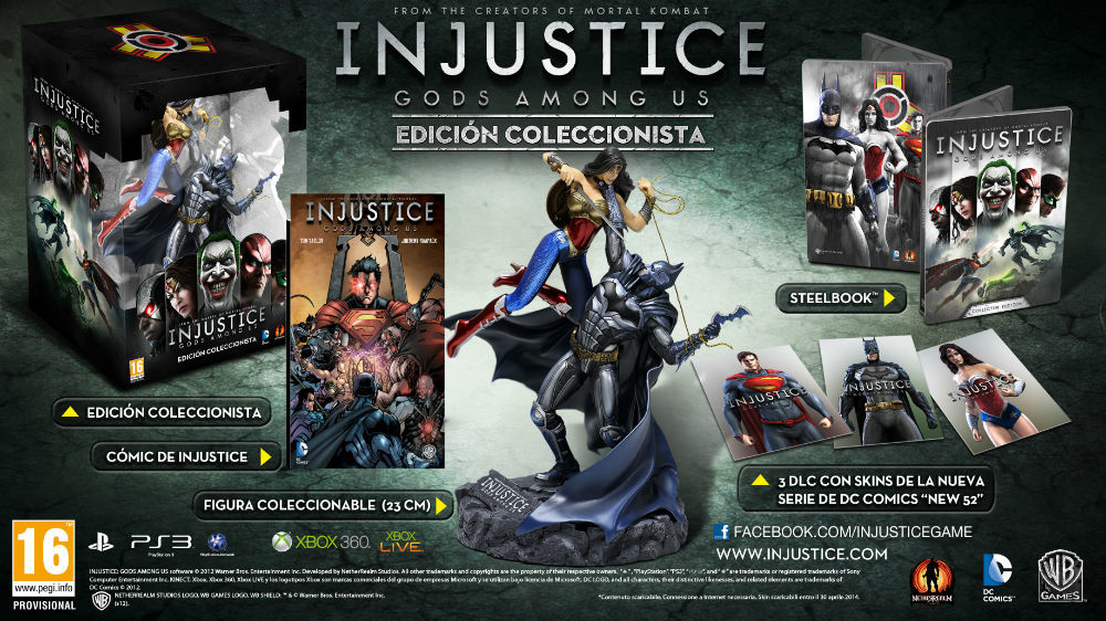Foto de Injustice: Gods Among Us - 15/01/2013 (1/5)