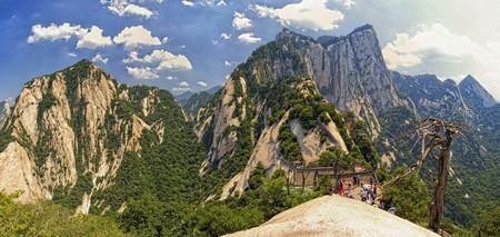 Mount Hua 2