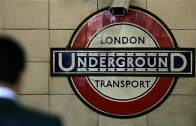 El blog del metro de Londres