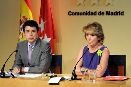 Madrid seguirá devolviendo el 20% del IM hasta finales de año