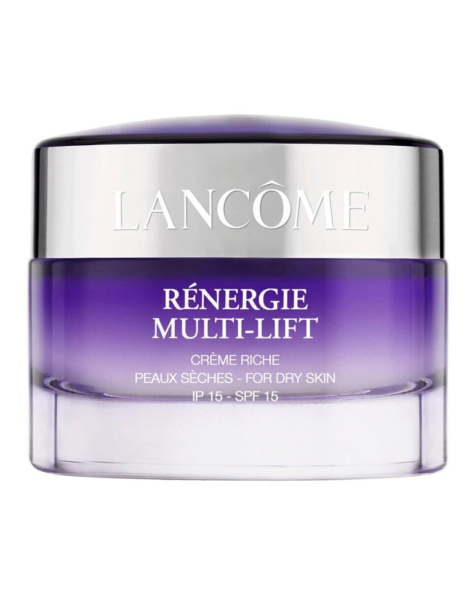 Crema de día Rica SPF 15 Rénergie Multi-Lift Reafirmante Anti-arrugas Lancôme