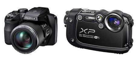FinePix XP200 y S8400W, las nuevas cámaras de Fujifilm