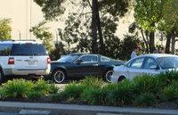 El 2008 Ford Mustang Bullitt casi al descubierto
