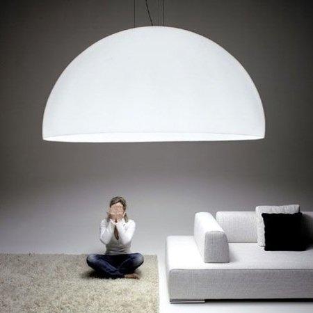 Casas cocinas mueble lamparas gigantes de techo - Lamparas techos altos ...