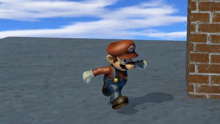 Nintendo dice NO a remake de Super Mario 64 hecho por fans